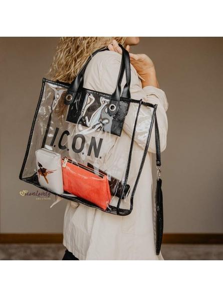 Bolso exclusivo ICON Tote Bag
