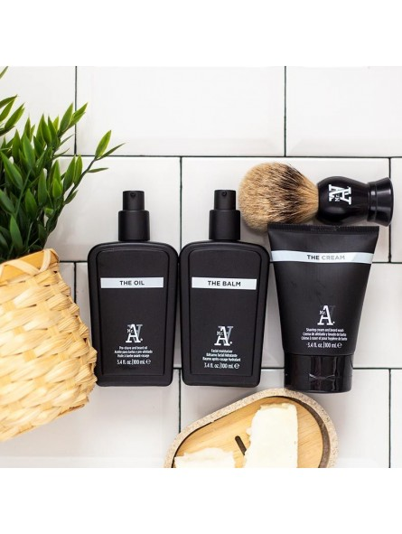 Pack ICON Mr A. Afeitado The Shave