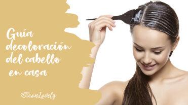 Guía para decoloración de cabello en casa